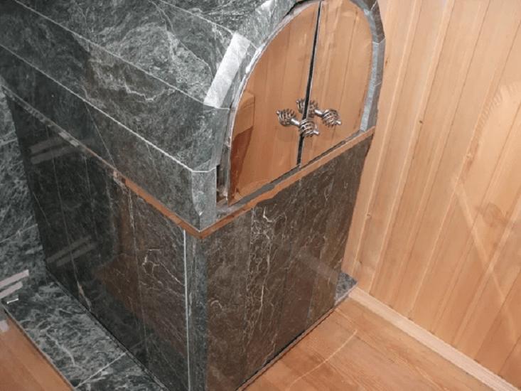 Печь из ванны чугунной: как сделать самому и рекомендации по оформлению