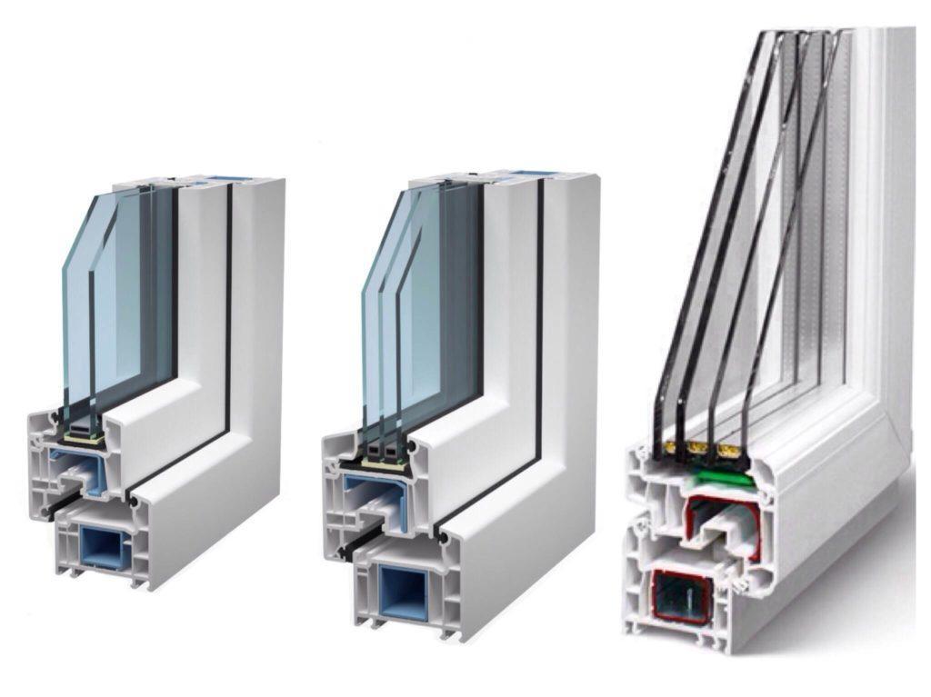 Чем больше каме в стеклопакете, тем лучше тепло-, шумоизоляция изделия