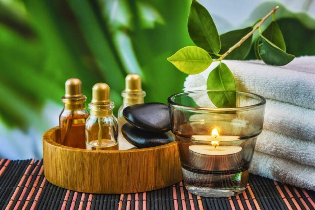 Эфирные масла для сауны с косметическим эффектом