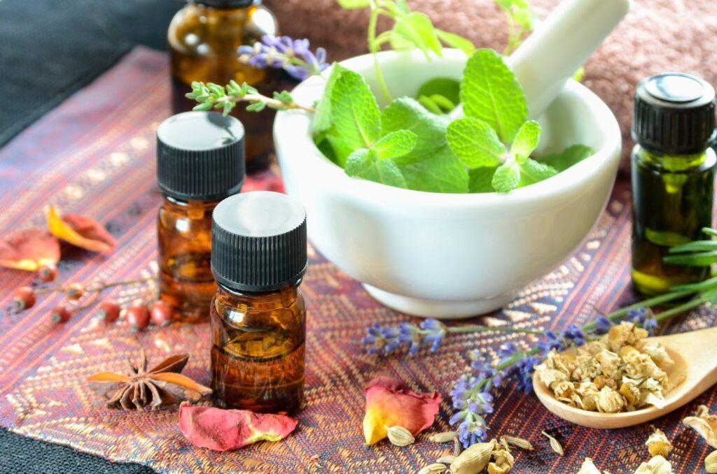 Эфирные масла для сауны с медицинским эффектом